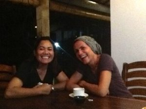 Maliani og Kristin