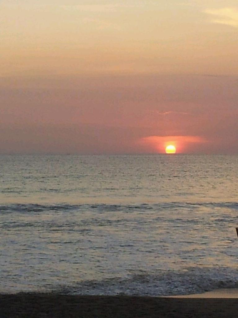 Solnedgang 2